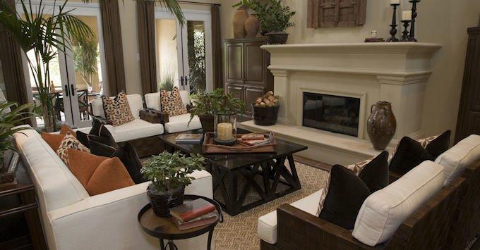 Upscale Home Interior